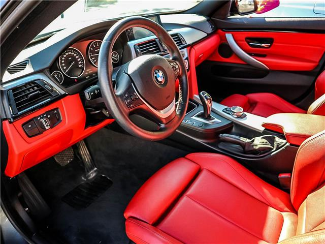 2015 BMW 428i xDrive Gran Coupe (Stk: P9100) in Thornhill - Image 10 of 32