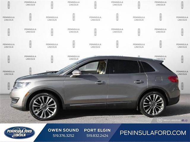 2016 Lincoln MKX Reserve (Stk: 19LI36A) in Owen Sound - Image 3 of 24