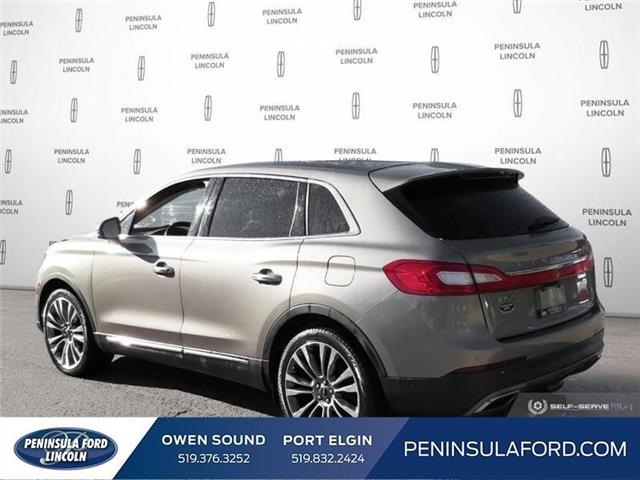 2016 Lincoln MKX Reserve (Stk: 19LI36A) in Owen Sound - Image 4 of 24