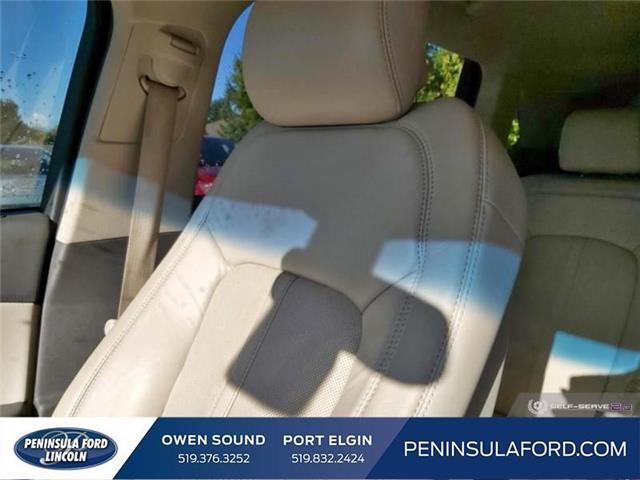 2016 Lincoln MKX Reserve (Stk: 19LI36A) in Owen Sound - Image 19 of 24
