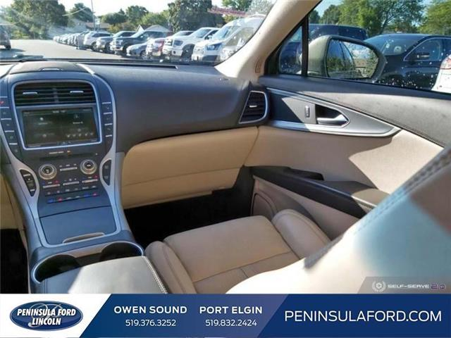 2016 Lincoln MKX Reserve (Stk: 19LI36A) in Owen Sound - Image 24 of 24