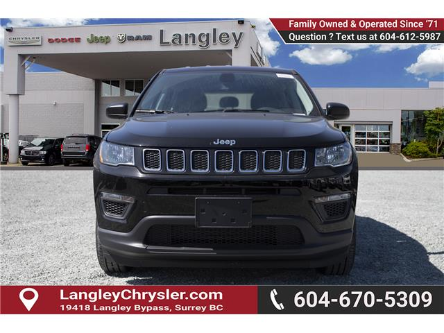2019 Jeep Compass Sport (Stk: K788625) in Surrey - Image 2 of 23