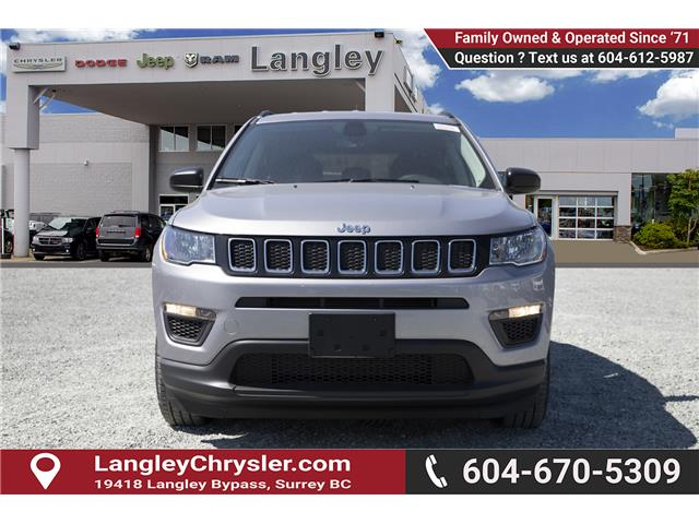 2019 Jeep Compass Sport (Stk: K819524) in Surrey - Image 2 of 23