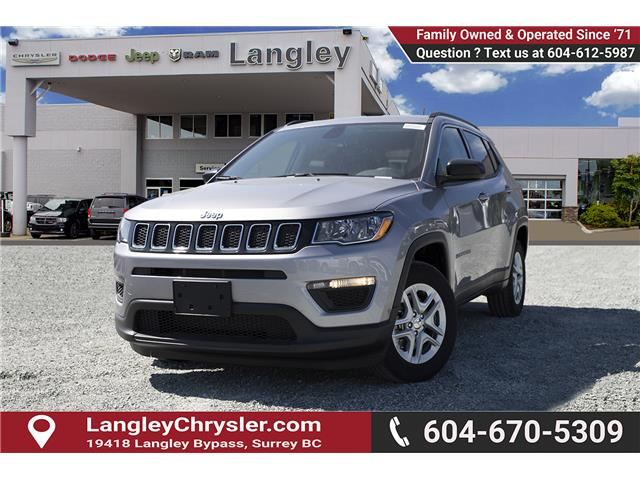2019 Jeep Compass Sport (Stk: K819524) in Surrey - Image 3 of 23