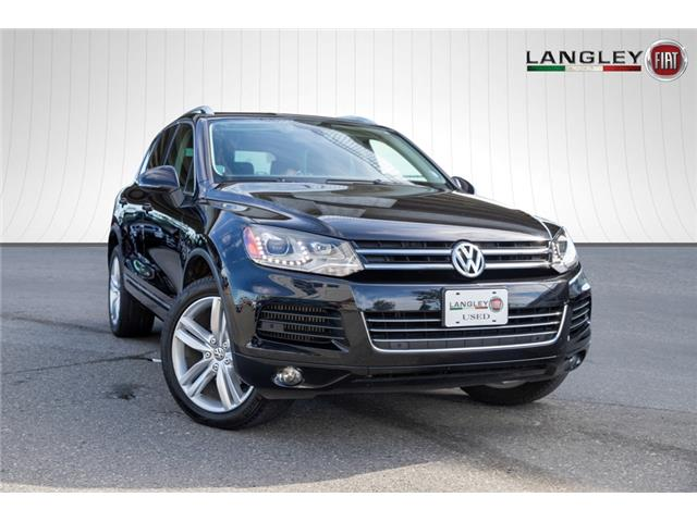 2014 Volkswagen Touareg 3.0 TDI Execline (Stk: LF4214) in Surrey - Image 1 of 26