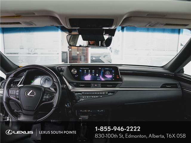 2019 Lexus ES 300h Base (Stk: L900579A) in Edmonton - Image 7 of 27