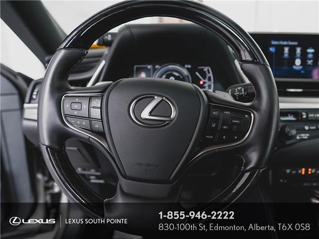 2019 Lexus ES 300h Base (Stk: L900579A) in Edmonton - Image 9 of 27