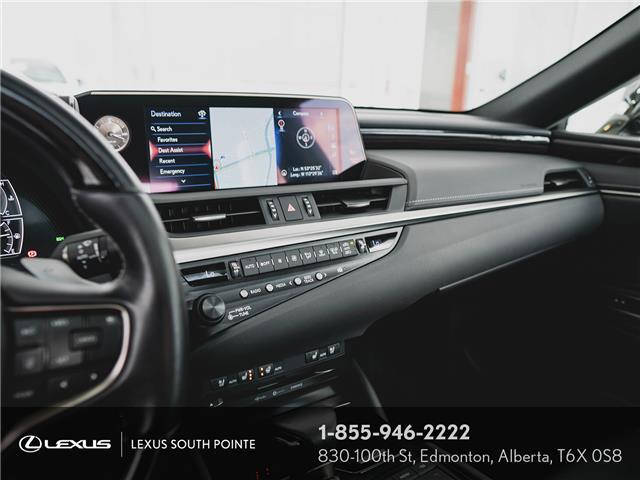 2019 Lexus ES 300h Base (Stk: L900579A) in Edmonton - Image 18 of 27