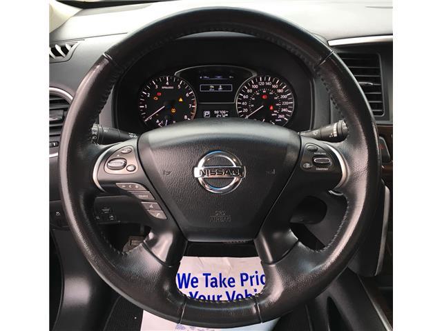 2014 Nissan Pathfinder  (Stk: 19916) in Chatham - Image 5 of 37