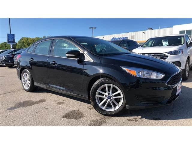 2017 Ford Focus SE (Stk: RC819A) in Midland - Image 1 of 14