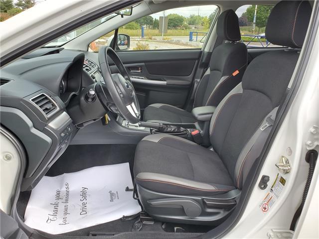 2016 Subaru Crosstrek Touring Package (Stk: U3702LD) in Whitby - Image 10 of 25