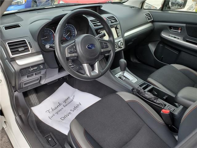2016 Subaru Crosstrek Touring Package (Stk: U3702LD) in Whitby - Image 11 of 25