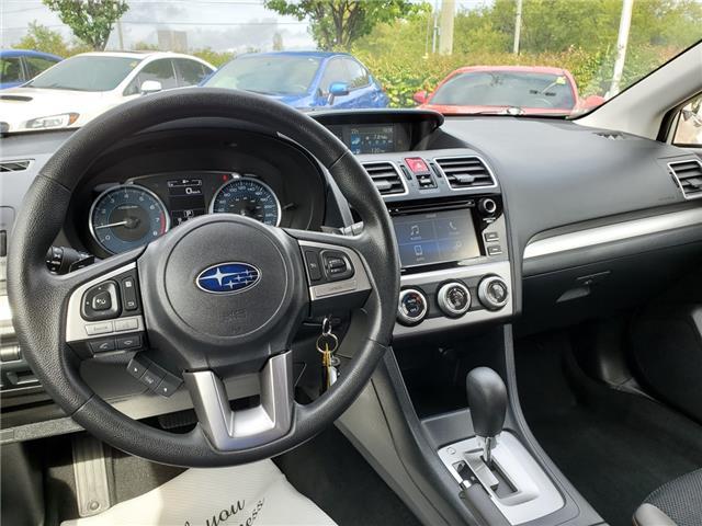 2016 Subaru Crosstrek Touring Package (Stk: U3702LD) in Whitby - Image 12 of 25