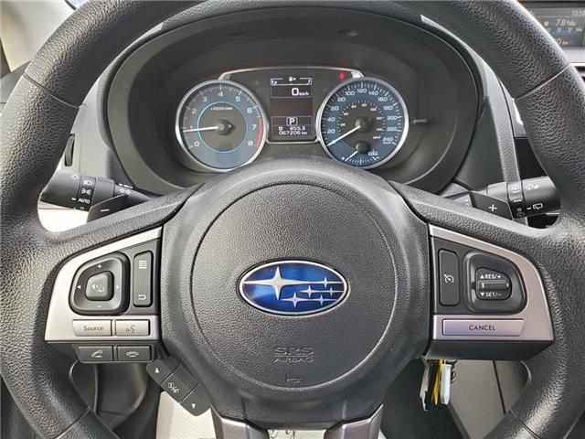 2016 Subaru Crosstrek Touring Package (Stk: U3702LD) in Whitby - Image 13 of 25