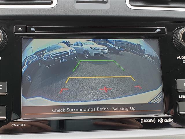 2016 Subaru Crosstrek Touring Package (Stk: U3702LD) in Whitby - Image 16 of 25