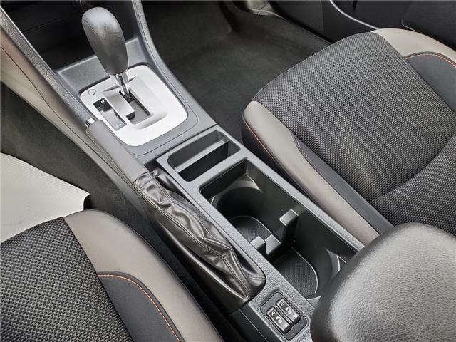 2016 Subaru Crosstrek Touring Package (Stk: U3702LD) in Whitby - Image 18 of 25