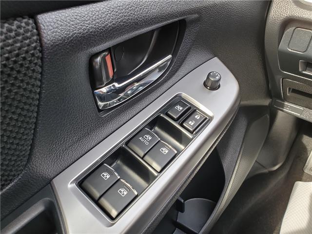 2016 Subaru Crosstrek Touring Package (Stk: U3702LD) in Whitby - Image 21 of 25