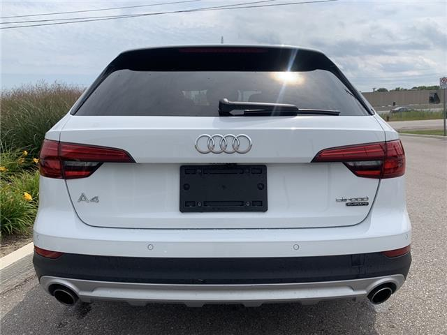 2017 Audi A4 allroad 2.0T Technik (Stk: L8714) in Oakville - Image 4 of 22