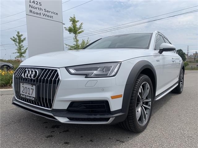 2017 Audi A4 allroad 2.0T Technik (Stk: L8714) in Oakville - Image 8 of 22