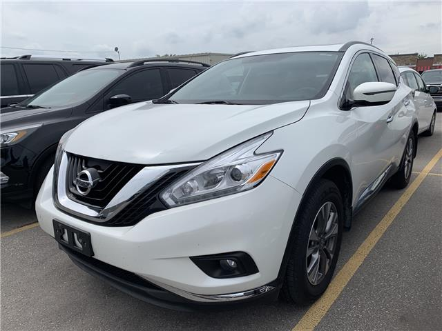 2016 Nissan Murano SL (Stk: GN113161T) in Sarnia - Image 1 of 2