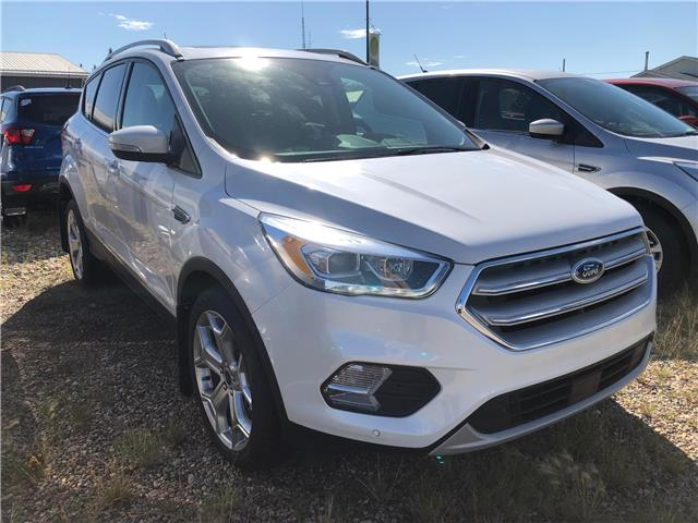 2019 Ford Escape Titanium (Stk: 9231) in Wilkie - Image 1 of 11