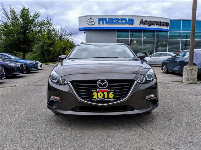 2016 Mazda Mazda3 GX (Stk: K7607A) in Peterborough - Image 2 of 13