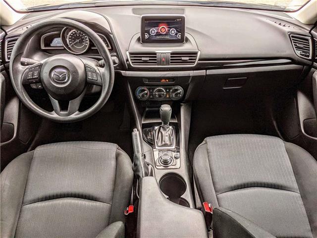 2016 Mazda Mazda3 GX (Stk: K7607A) in Peterborough - Image 11 of 13