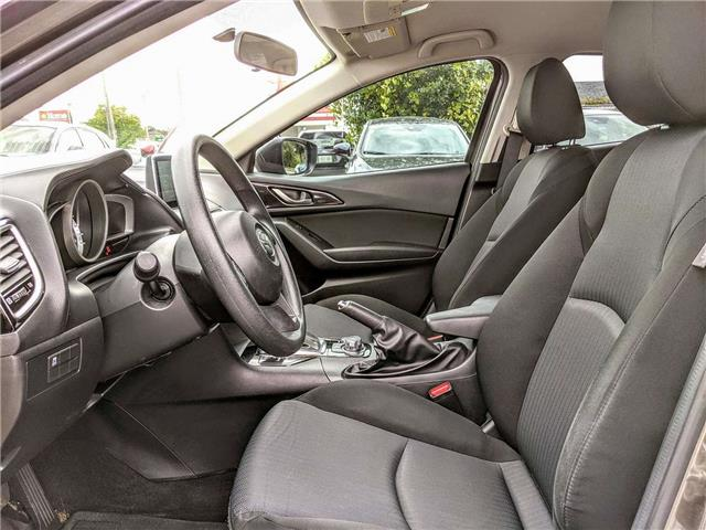 2016 Mazda Mazda3 GX (Stk: K7607A) in Peterborough - Image 3 of 13