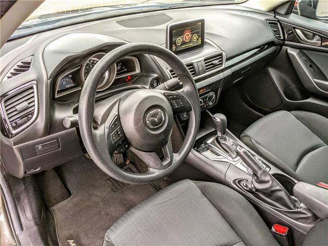 2016 Mazda Mazda3 GX (Stk: K7607A) in Peterborough - Image 4 of 13