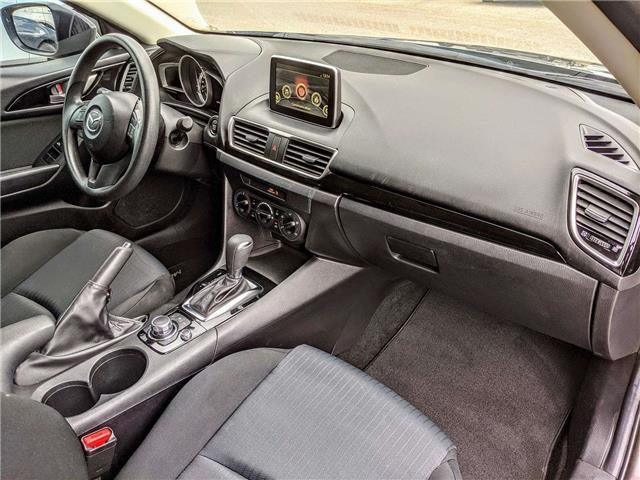 2016 Mazda Mazda3 GX (Stk: K7607A) in Peterborough - Image 7 of 13