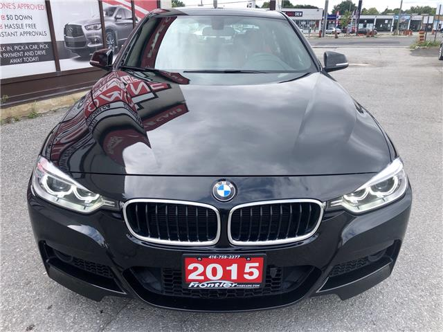 2015 BMW 328i xDrive (Stk: T19410) in Toronto - Image 3 of 15