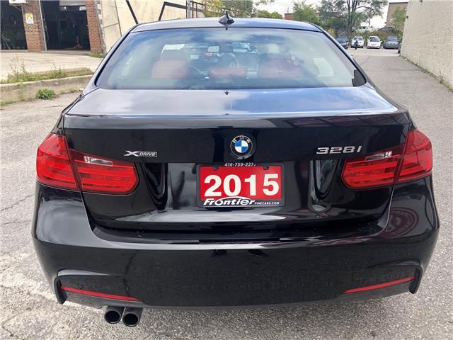 2015 BMW 328i xDrive (Stk: T19410) in Toronto - Image 6 of 15