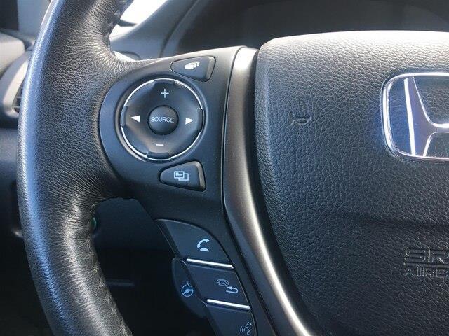 2017 Honda Pilot EX-L Navi (Stk: U17875) in Barrie - Image 12 of 30