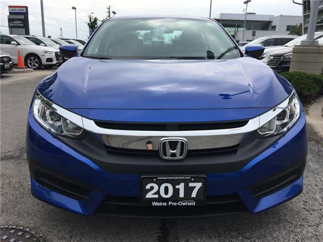 2017 Honda Civic LX (Stk: 1795W) in Oakville - Image 2 of 26