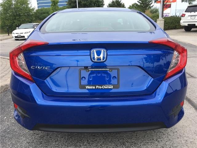 2017 Honda Civic LX (Stk: 1795W) in Oakville - Image 6 of 26