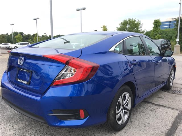 2017 Honda Civic LX (Stk: 1795W) in Oakville - Image 7 of 26