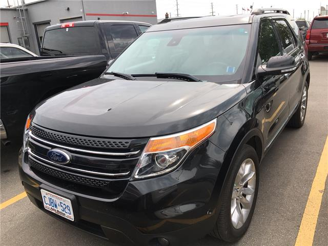 2014 Ford Explorer Limited (Stk: 19896) in Chatham - Image 1 of 1
