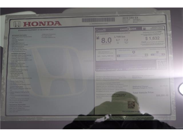 2019 Honda CR-V EX (Stk: 219595) in Huntsville - Image 11 of 32