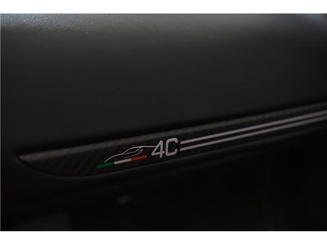 2018 Alfa Romeo 4C Spider Base (Stk: UC1495) in Calgary - Image 17 of 28