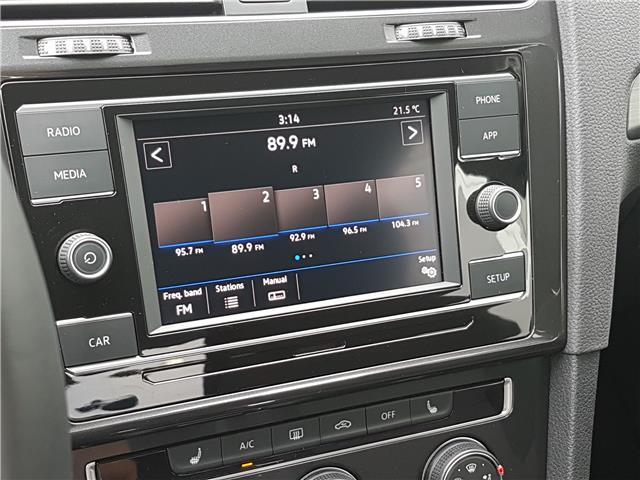 2019 Volkswagen Golf 1.4 TSI Comfortline (Stk: 00170) in Middle Sackville - Image 18 of 24