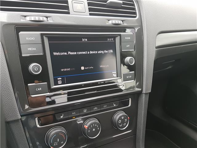 2019 Volkswagen Golf 1.4 TSI Comfortline (Stk: 00170) in Middle Sackville - Image 19 of 24