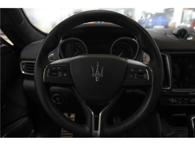 2018 Maserati Levante GranLusso (Stk: UC1503) in Calgary - Image 9 of 27