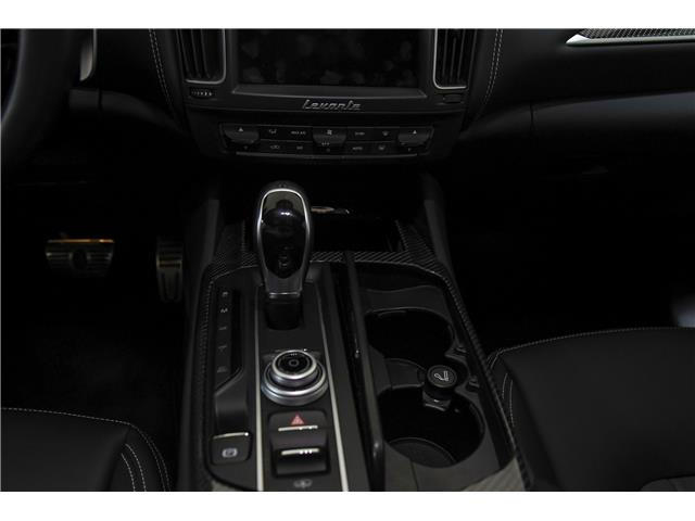 2018 Maserati Levante GranLusso (Stk: UC1503) in Calgary - Image 11 of 27