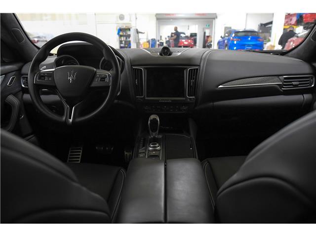 2018 Maserati Levante GranLusso (Stk: UC1503) in Calgary - Image 13 of 27