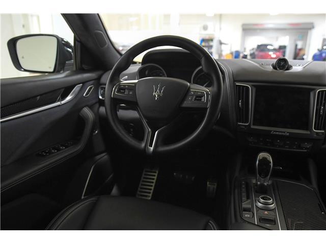 2018 Maserati Levante GranLusso (Stk: UC1503) in Calgary - Image 14 of 27