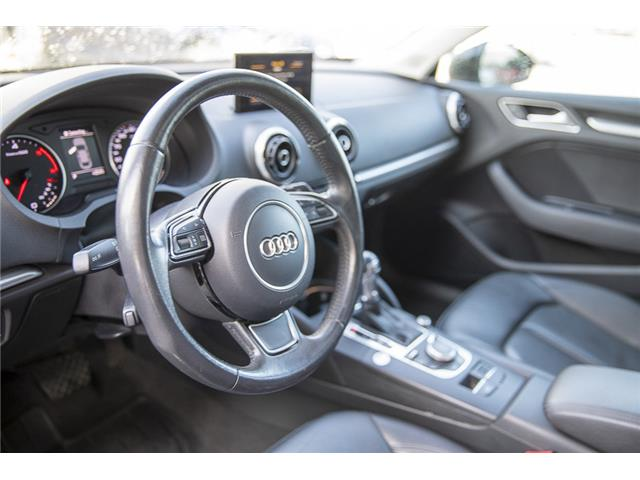 2015 Audi A3 2.0 TDI Progressiv (Stk: LF5813A) in Surrey - Image 10 of 24