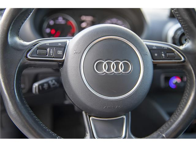 2015 Audi A3 2.0 TDI Progressiv (Stk: LF5813A) in Surrey - Image 17 of 24