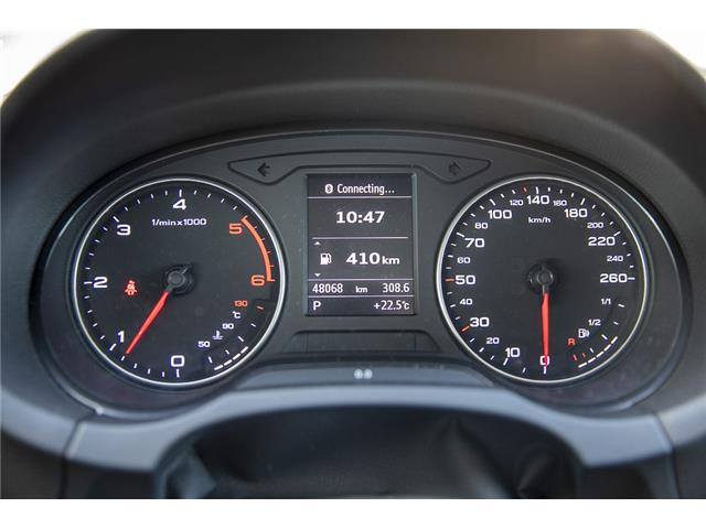 2015 Audi A3 2.0 TDI Progressiv (Stk: LF5813A) in Surrey - Image 18 of 24