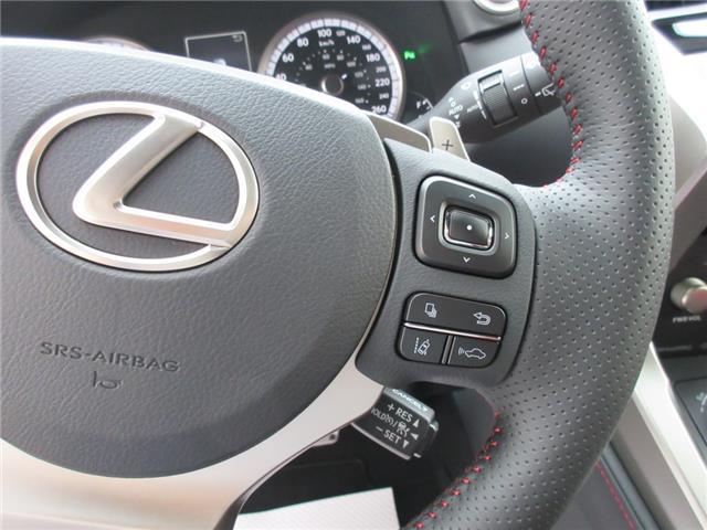 2020 Lexus NX 300 Base (Stk: 209005) in Regina - Image 17 of 36