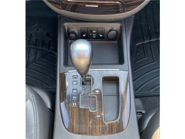 2012 Hyundai Santa Fe Limited 3.5 (Stk: H2441A) in Saskatoon - Image 12 of 16